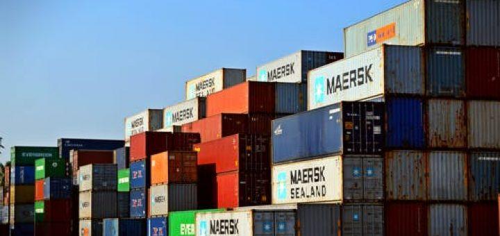 komprimator container